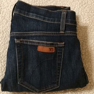 Joe's Jeans Sahara Straight Skinny 26